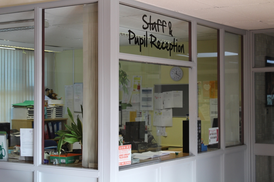 Pupil Reception