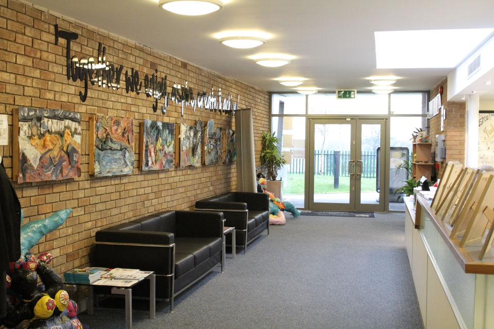 School Reception
